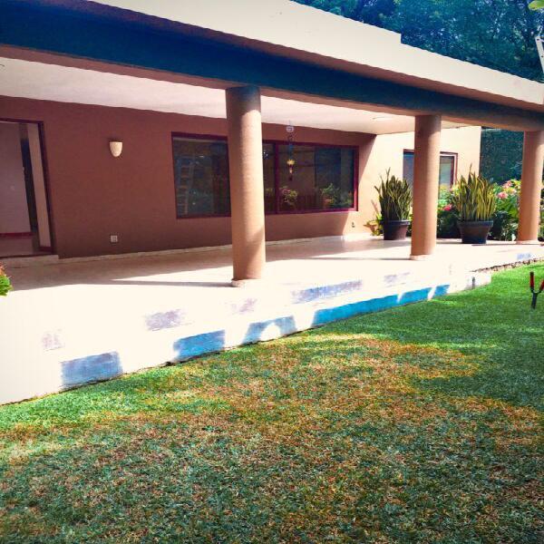 Cuernavaca lomas de vista hermosa casa en venta en