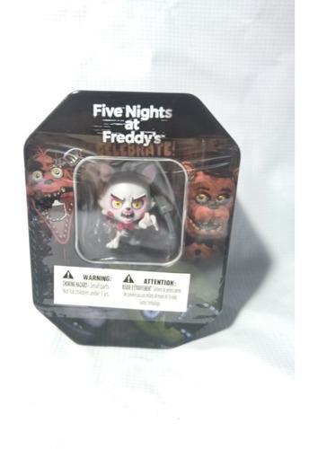 Five nights at freddy's lata coleccion 24+4 cartas figura