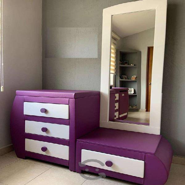 Paquete de muebles para recámara