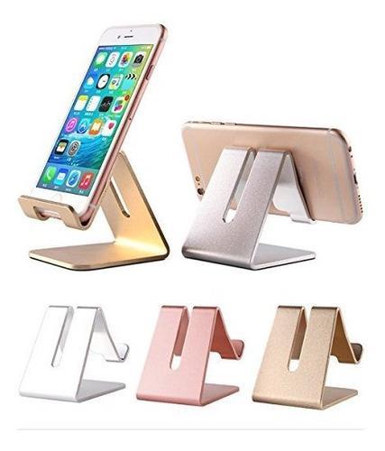 Soporte para teléfono celular - tobeoneer aluminum deskt