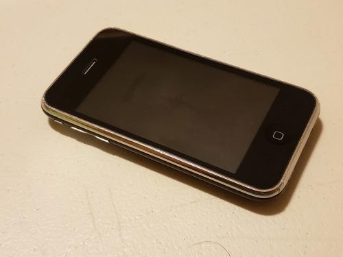 Iphone 3gs negro 8 gb liberado excelente 1414