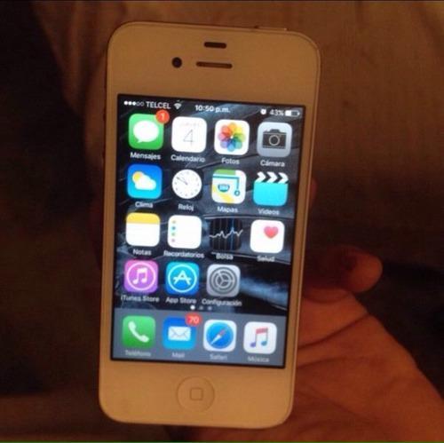 Iphone 4s liberado cualquier compañía urgente
