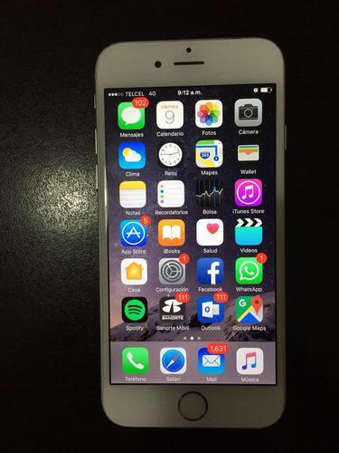 Iphone 6 blanco 16gb