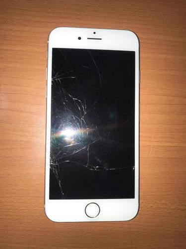 Iphone 6s para refacciones ó reparar 16gb