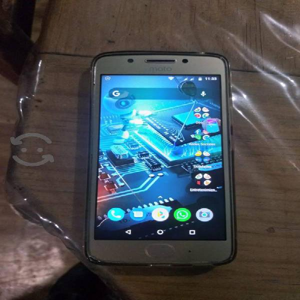 Moto g5 dual sim vendo o cambio por galaxy note