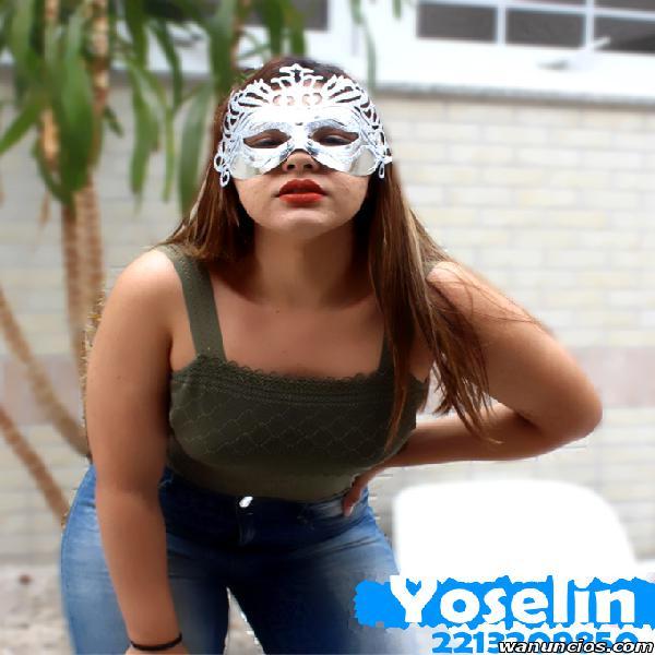 Yoselin soy la mujer de tus sueños (Puebla)