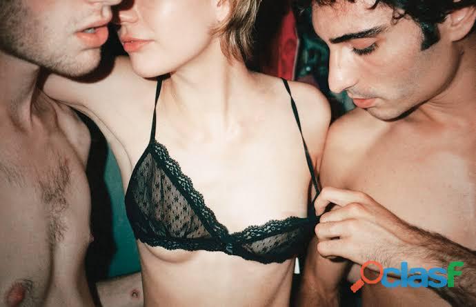 Las fantasías sexuales están para cumplirse ❗