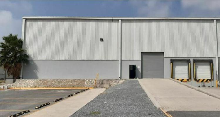 1,870 m2 ramos arizpe,coahuila nave industrial renta fidir