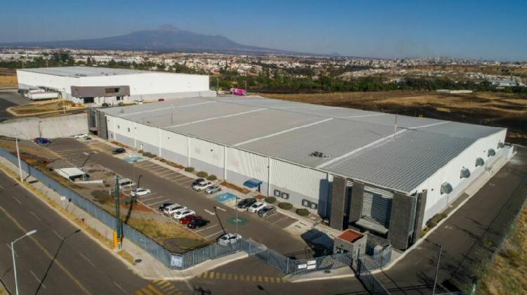 2,784 m2 sanctorum, puebla nave industrial renta fidir