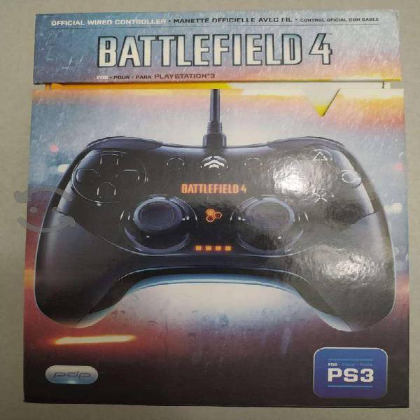 Control ps3 edición battlefield 4