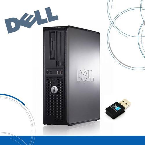 Cpu core 2 duo dell optiplex 4 gb 500 gb hdd *usb wifi*