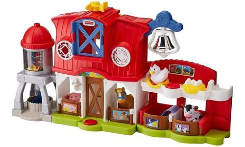 Fisher price granja ciudad de animales (fkd31)