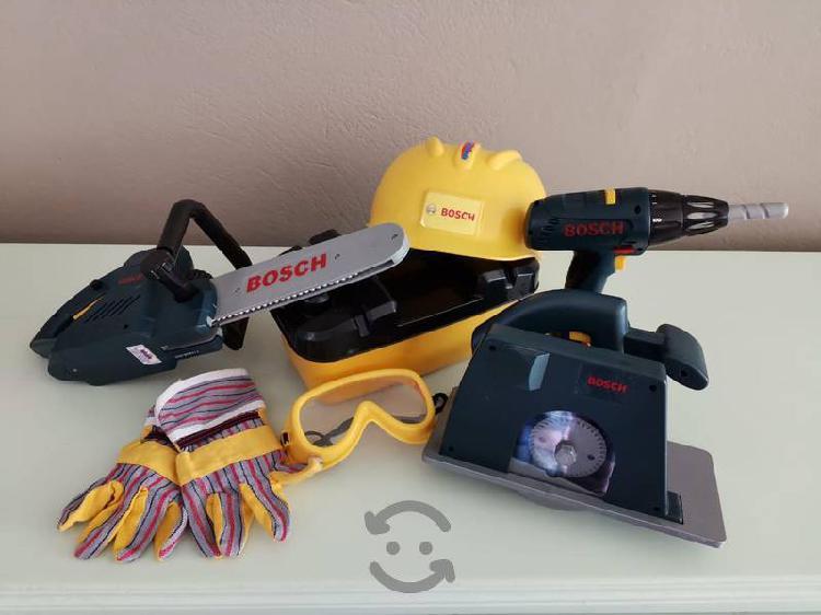 Juego de herramientas de construcción
