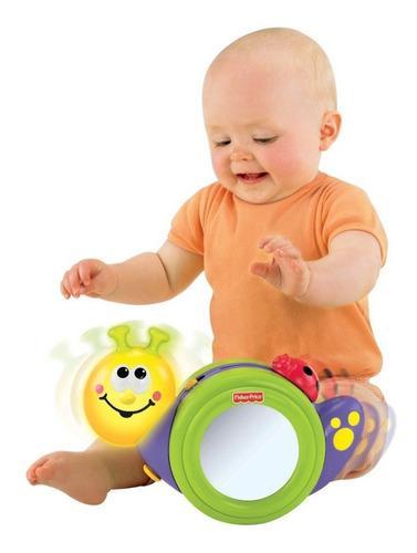 Juguete para bebé caracol musical 1 2 3 fisher price r8639