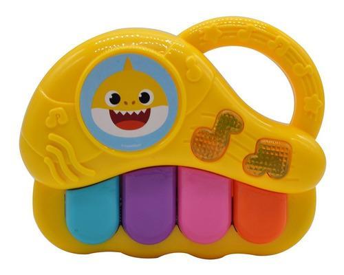 Juguete para bebé pinkfong musical instrumento piano