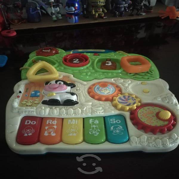 Lote juguetes bebé excelente estado