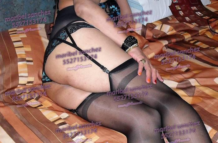 Maribel te espera para una rica sesion sexual