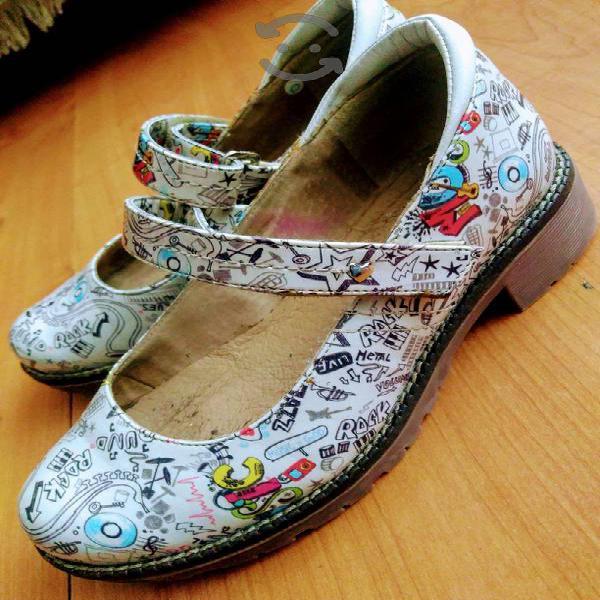 Padrisimos zapatos varios seminuevos #20