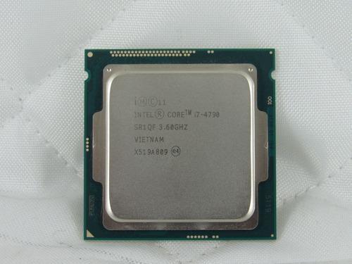 Procesador intel core i7 4790 socket 1150 4ta generacion