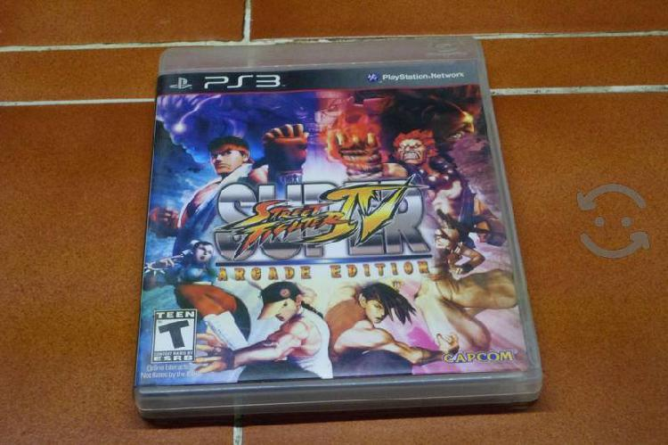 Super street fighter arcade edition ps3