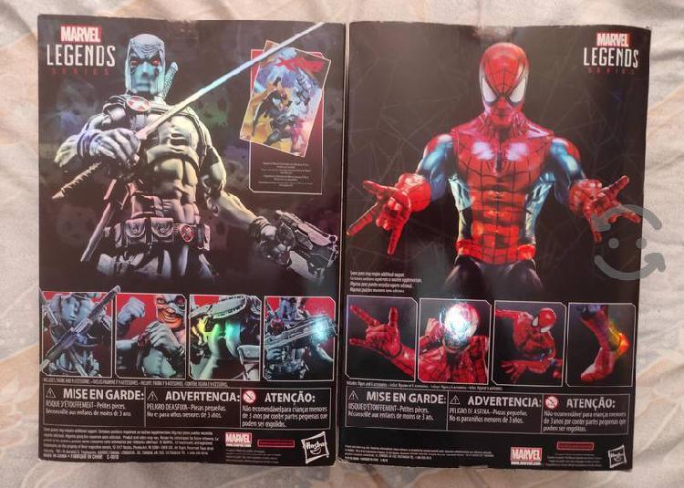 Spiderman 12 pulgadas marvel legends