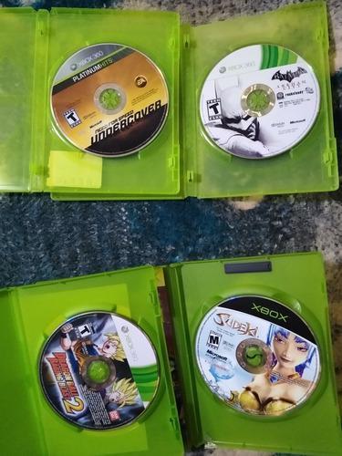 Video juegos xbox 360 en buen estado $3500.00 por todos