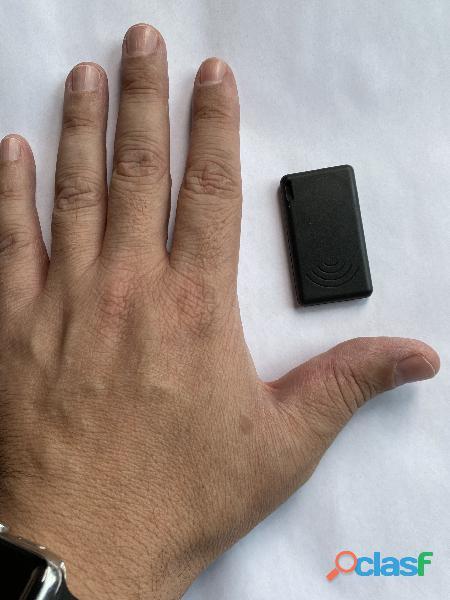 Sensor inalámbrico antirrobo sin botones