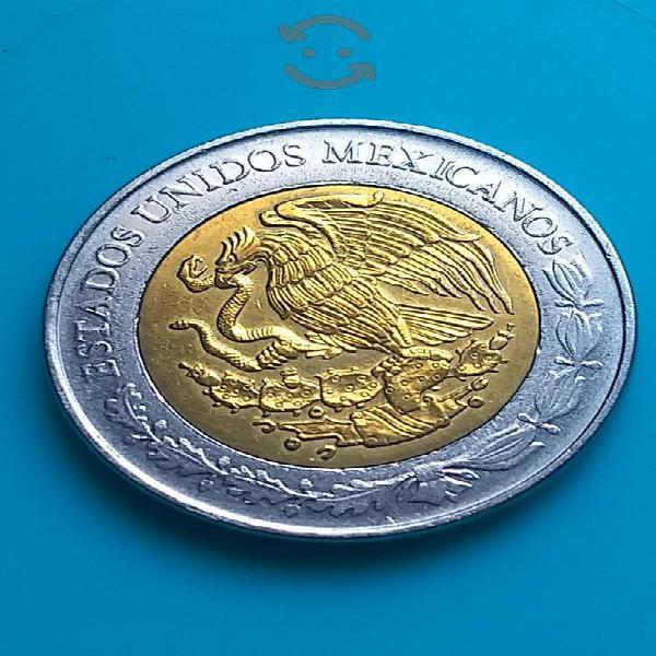 5 pesos francisco primo de verdad sin puntos