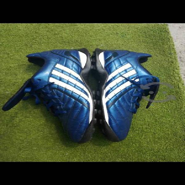 Adidas predator f50 tenis 8 suela turf