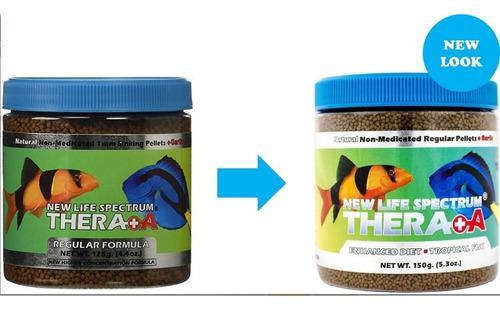 Alimento new life spectrum thera+a 150 gr nueva formula