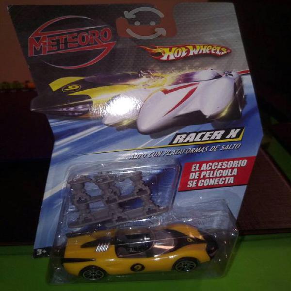 Auto de speed racer meteoro hot wheels