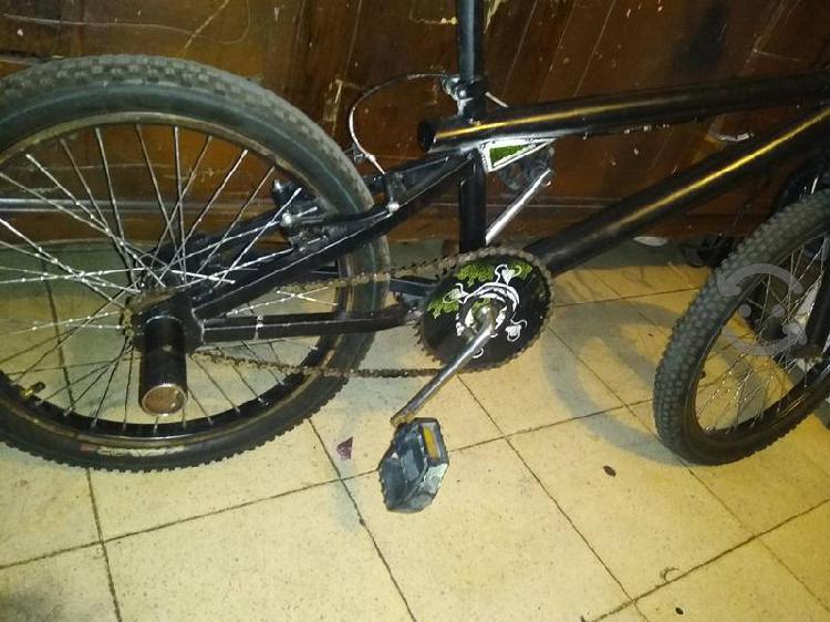 Bicicleta rodado 20 rayos reforzados ecxelente