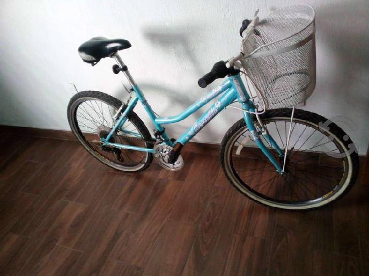 Bici24 benotto ddama,seminueva, vnd/kmb por bici29