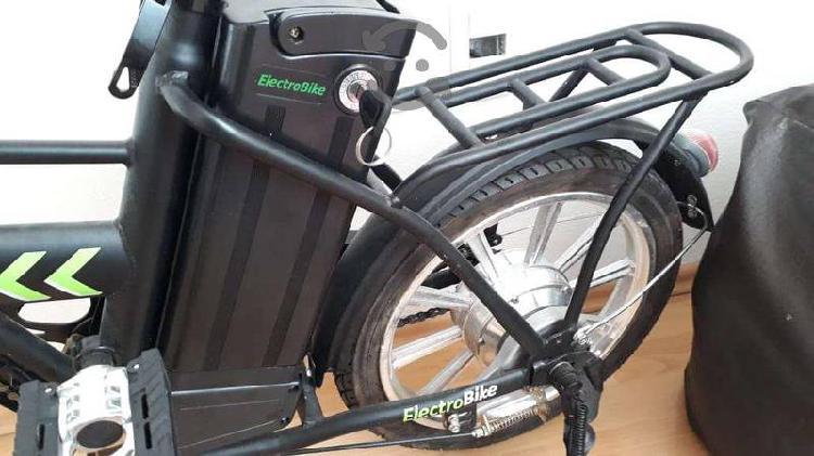 Bicicleta eléctrica electrobike, modelo clik