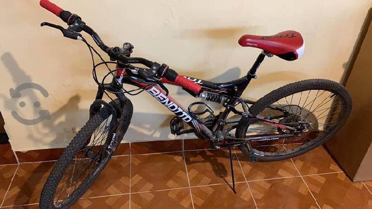 Bicicleta montaña benotto trival r26
