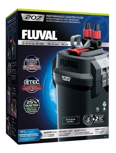 Filtro externo fluval 207 para 220 lt nueva generacion