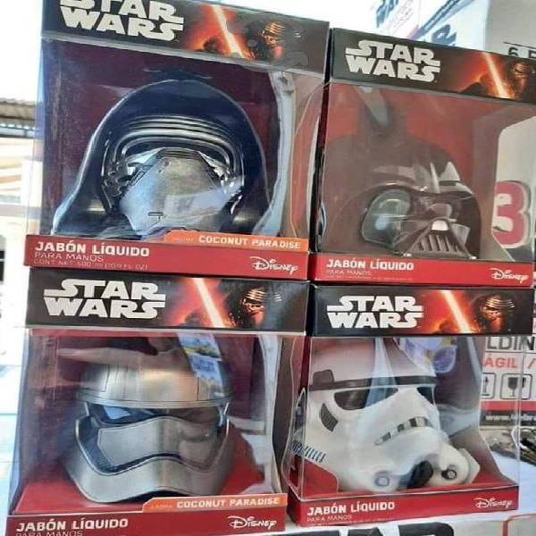 Jaboneras star wars colección