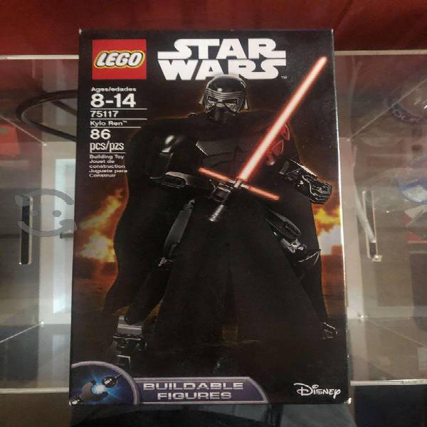 Lego star wars kylo ren 75117 star wars toy nuevo