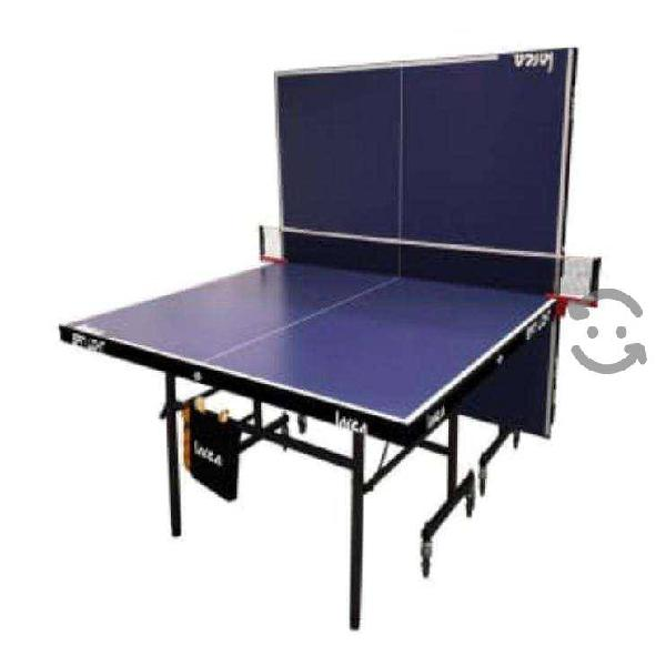Mesa de ping pong spin light para 4 personas larca