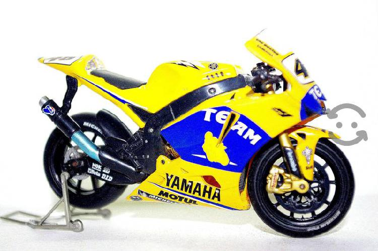 Motos escala 1:18 guitoy: barros, biaggi...