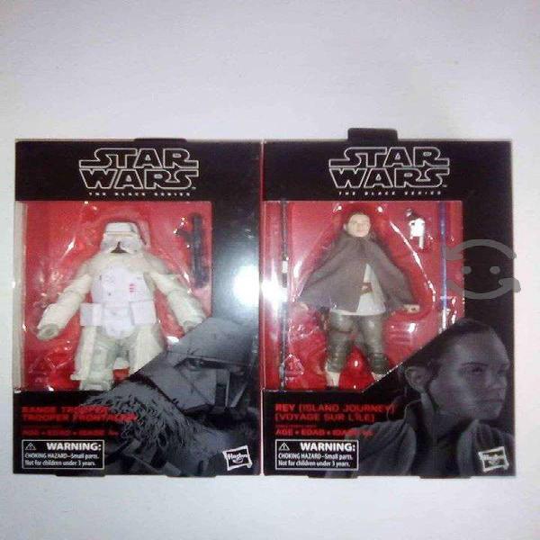 Star wars figuras black series