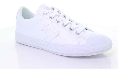 Sneakers unisex, calzado unisex, blanco, converse,651827c