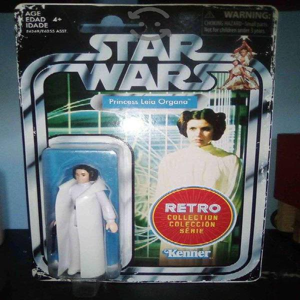 Star wars star wars retro collection princess leia