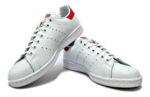 Tenis adidas stan smith blanco b32703