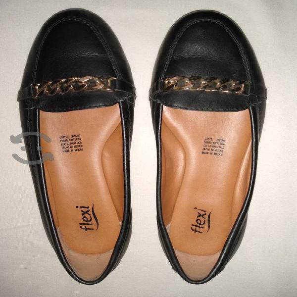 Zapatos flexi