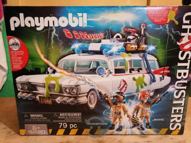 Ecto 1 playmobil