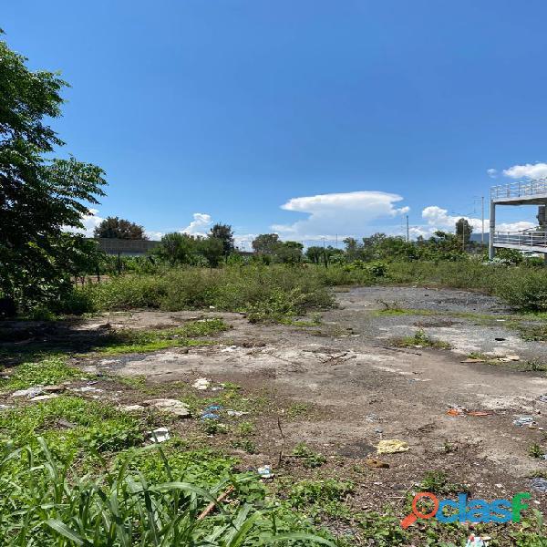 En venta terreno san gaspar 2,000 m2