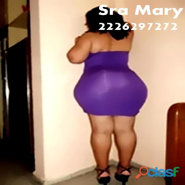 Sra.Mari te puedes comer todas mis nalgas.