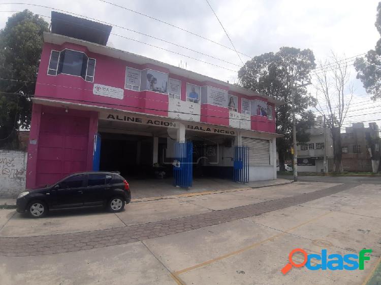 Local en renta en ixtapaluca estado de mexico local u oficinas de 240m de superficie en primer nivel