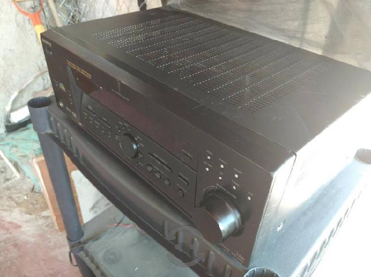 Amplificador marca sony